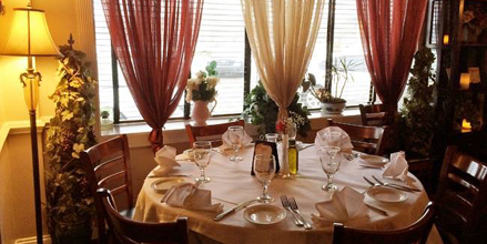 Beautiful Dining Room Image of Decor for Excellent Restaurant Dining in Farmingdale Long Island NY